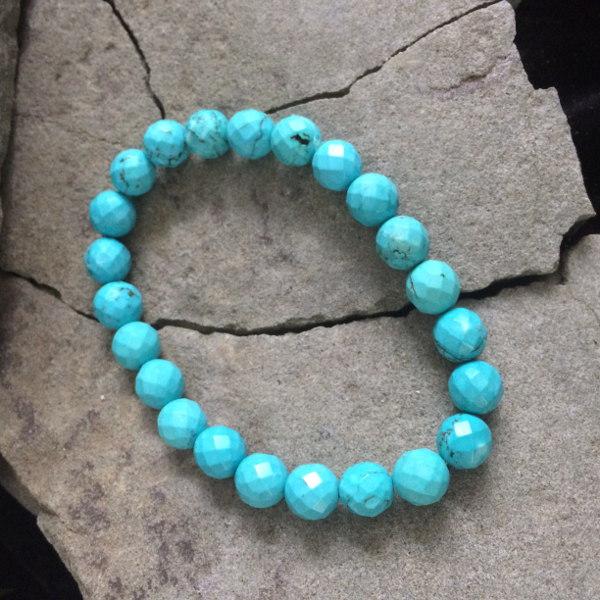 turquoise-dyed-bracelet
