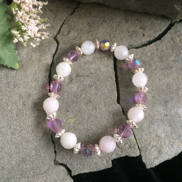 purple-white-glass-bracelet